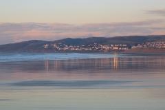 2016 North Devon Calendar Cover Photo: Woolacombe from Putsborough Beach