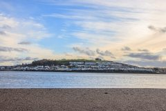 Looking across the Taw Estuary to Appledore from Crow Point