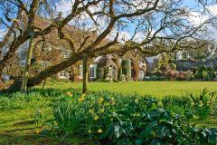 March: Putsborough Manor near Georgeham