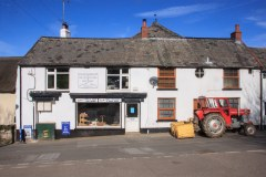 The Village Stores and Gordon's Tractor
