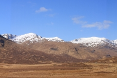 Glen Shiel Panorama