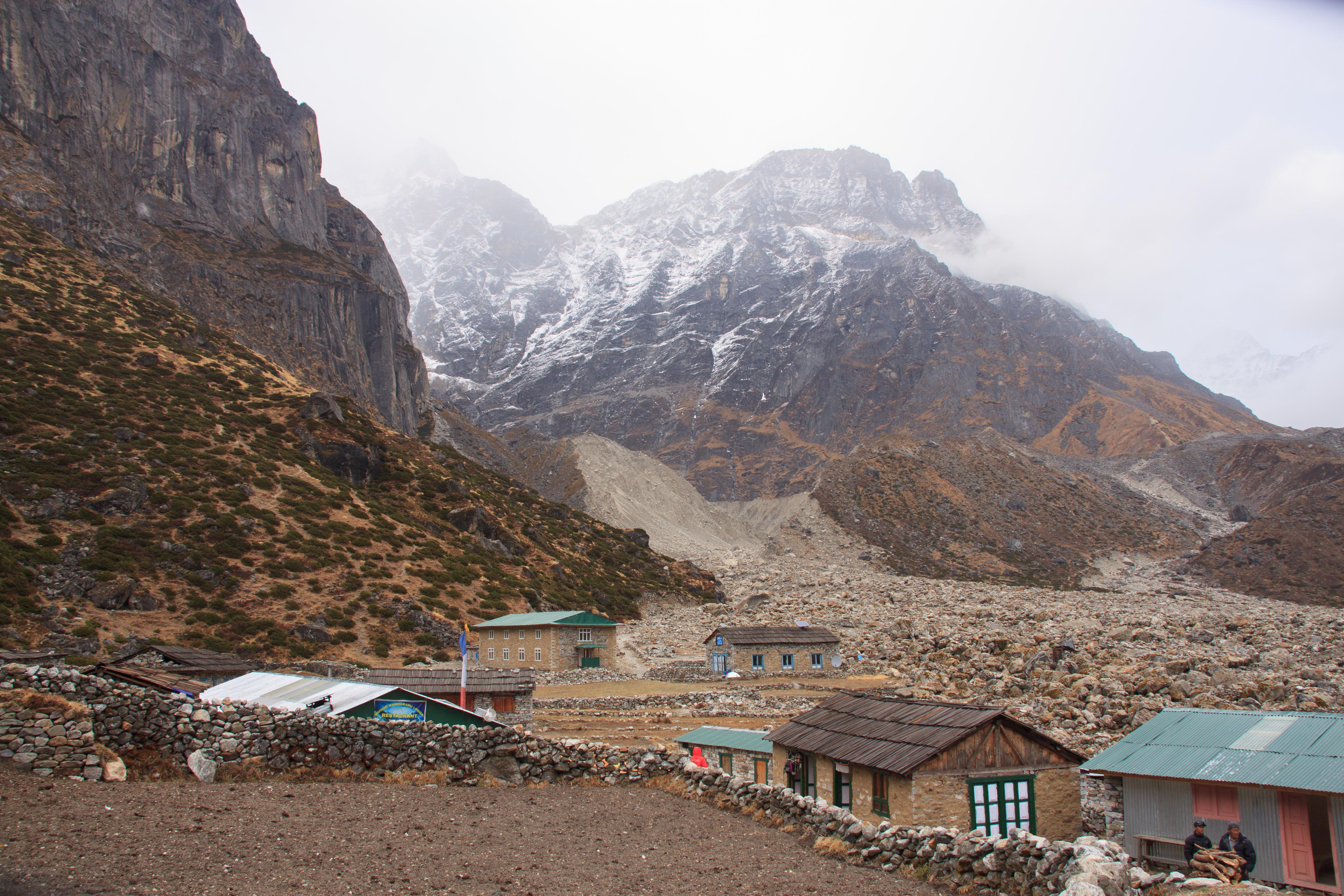 General view of Tangnag