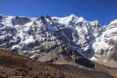 Mera Peak from Khare