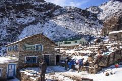 Thuli Kharka below the Zatrwa La Pass
