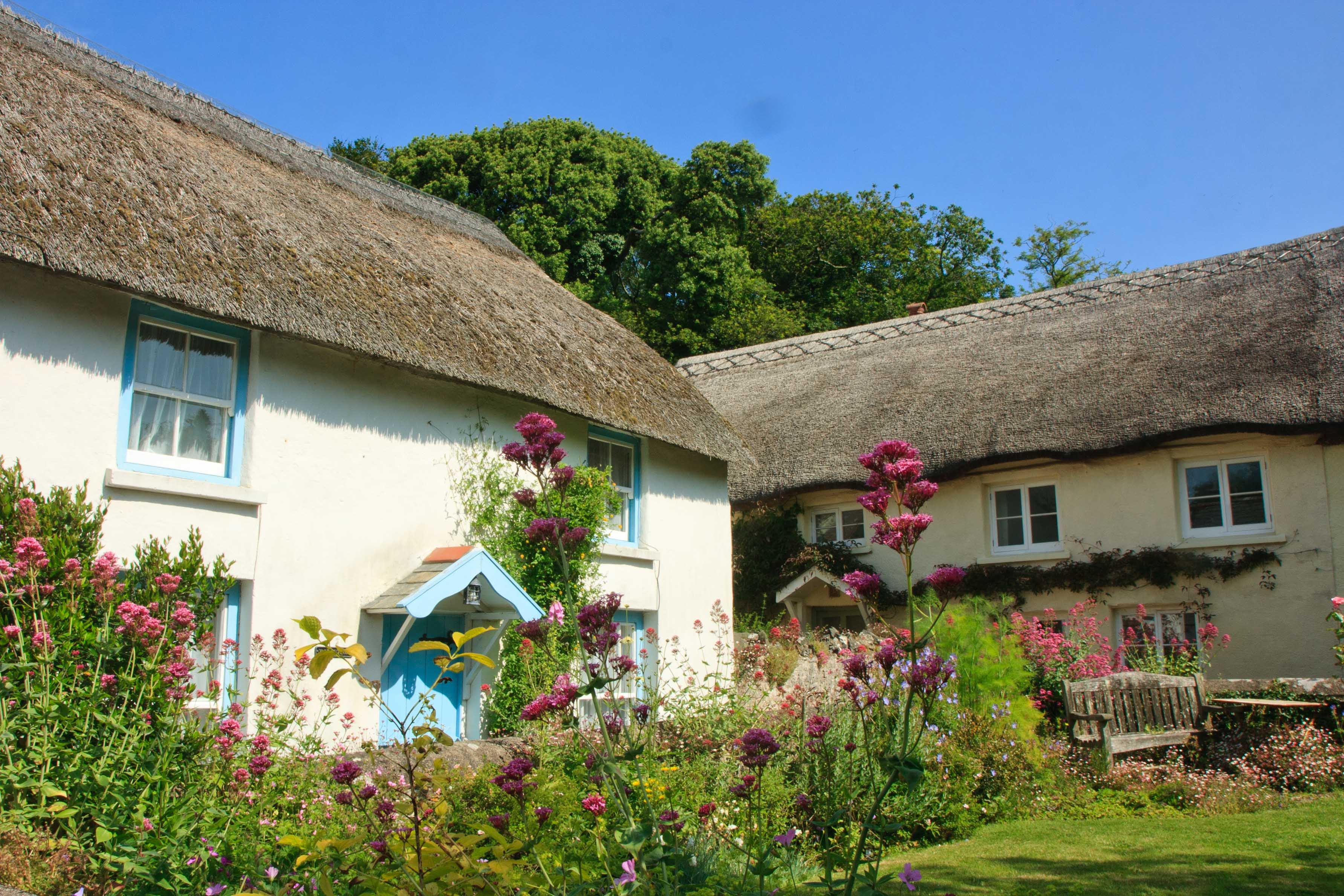 Thatched Cottages in Georgeham