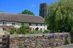 Henry Williamson's Cottage in Georgeham