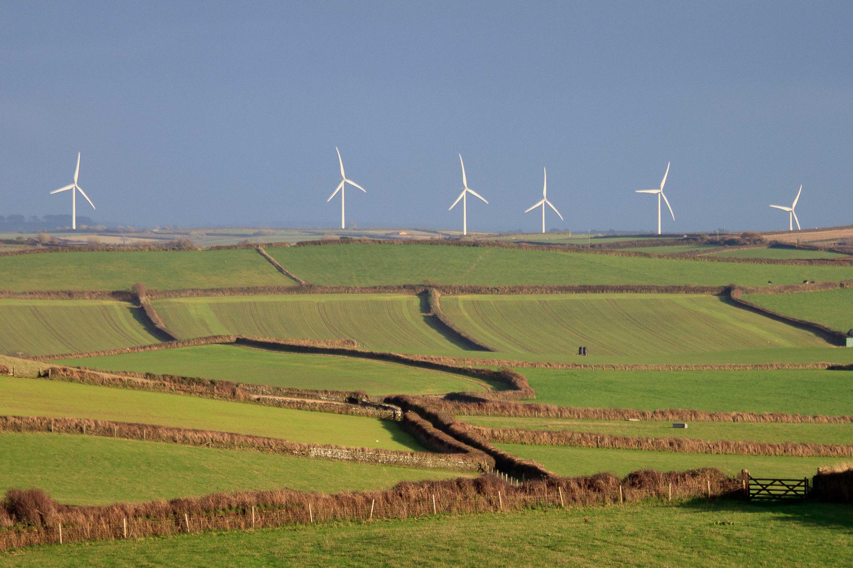 Fullabrook wind turbines