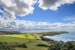 Cover Photo: Baggy Point and Putsborough Beach