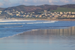 Woolacombe from Putsborough