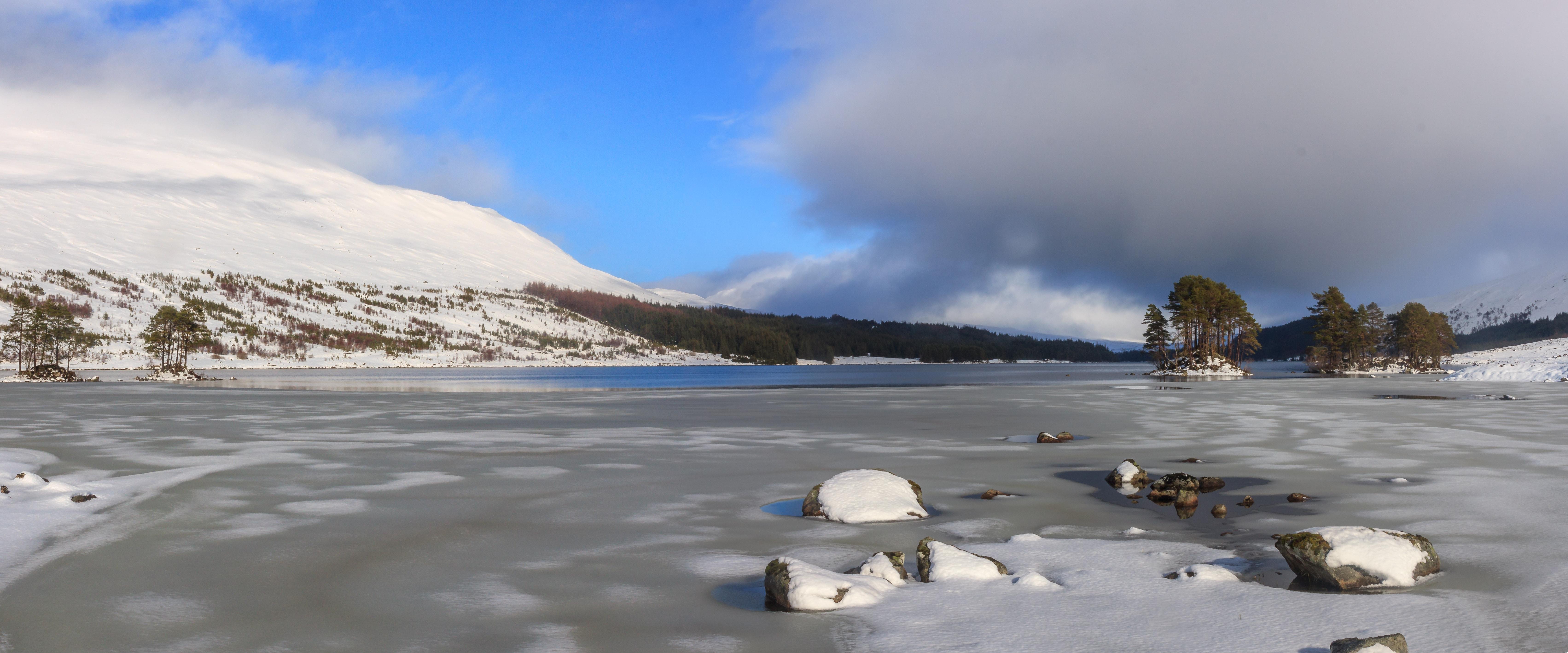Loch Ossian