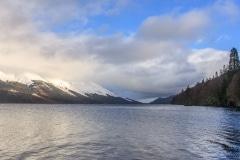 Loch Lochy from Invergloy