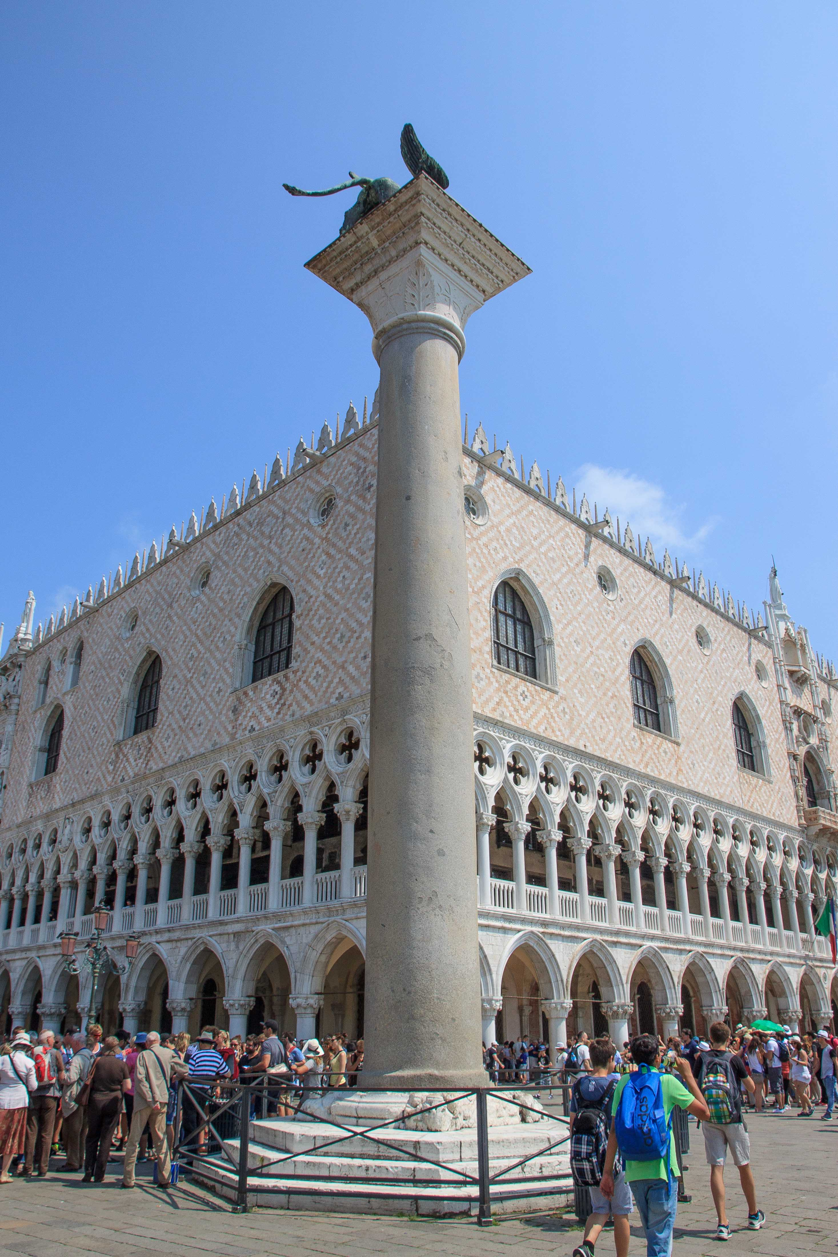 Palazzo Ducale, St Marks Square, Venice