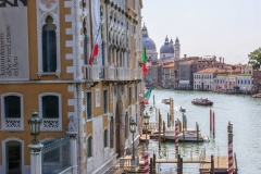 Grand Canal, Venice, from Ponte dell Accademia