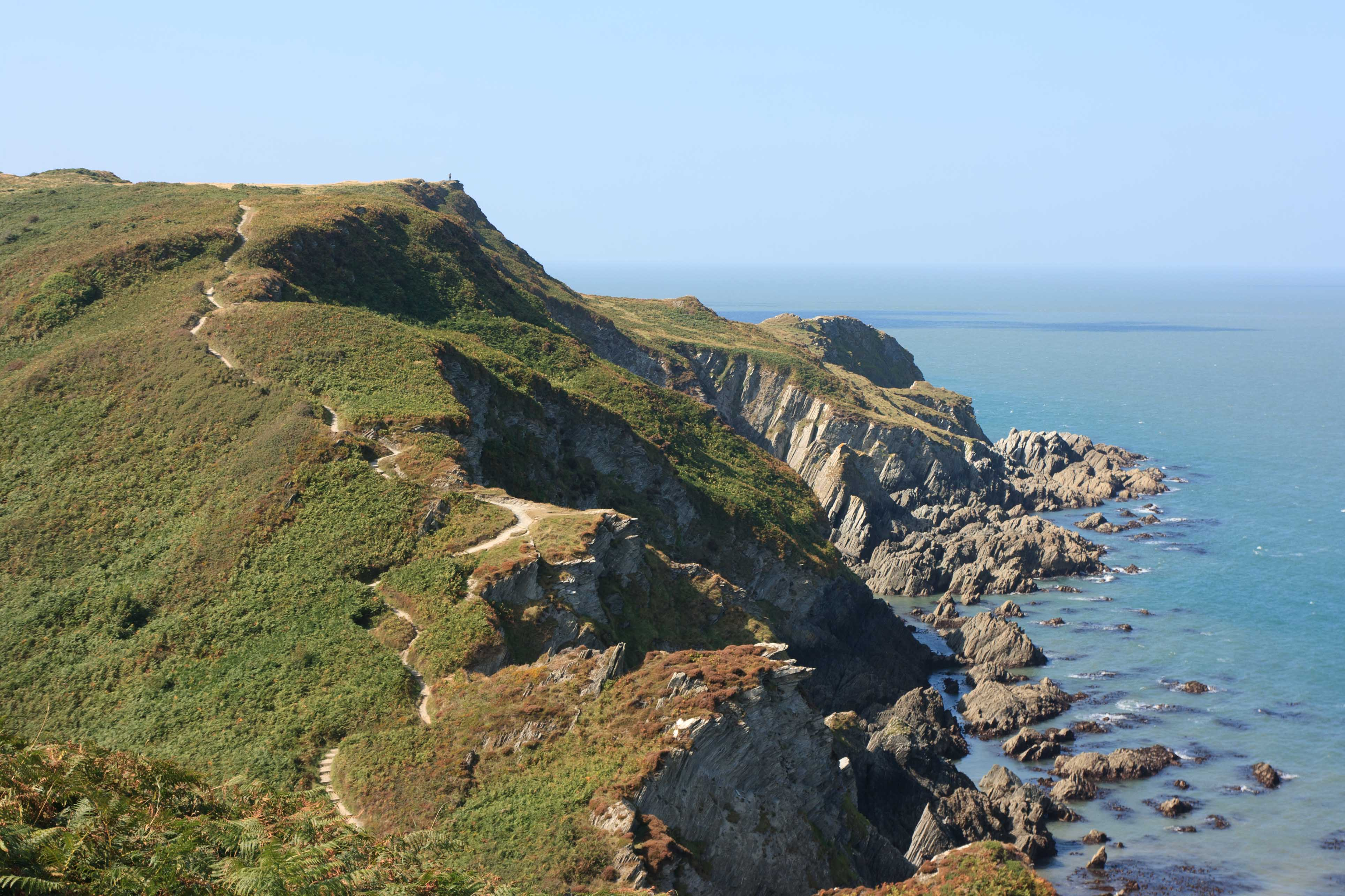 Coastal Path between Ilfracombe/Lee and Bull Point/Woolacombe