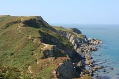 Coastal Path between Ilfracombe/Lee and Bull Point/Woolacombe