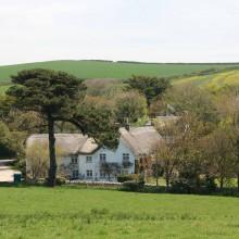 Putsborough Manor. May 2013