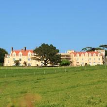 Lee Abbey Christian Retreat Centre near Lynmouth. June 2013