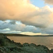 Woolacombe Bay from Morte Point. November 2013