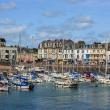 August: Ilfracombe Harbour