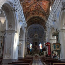 Cathedral at Lipari